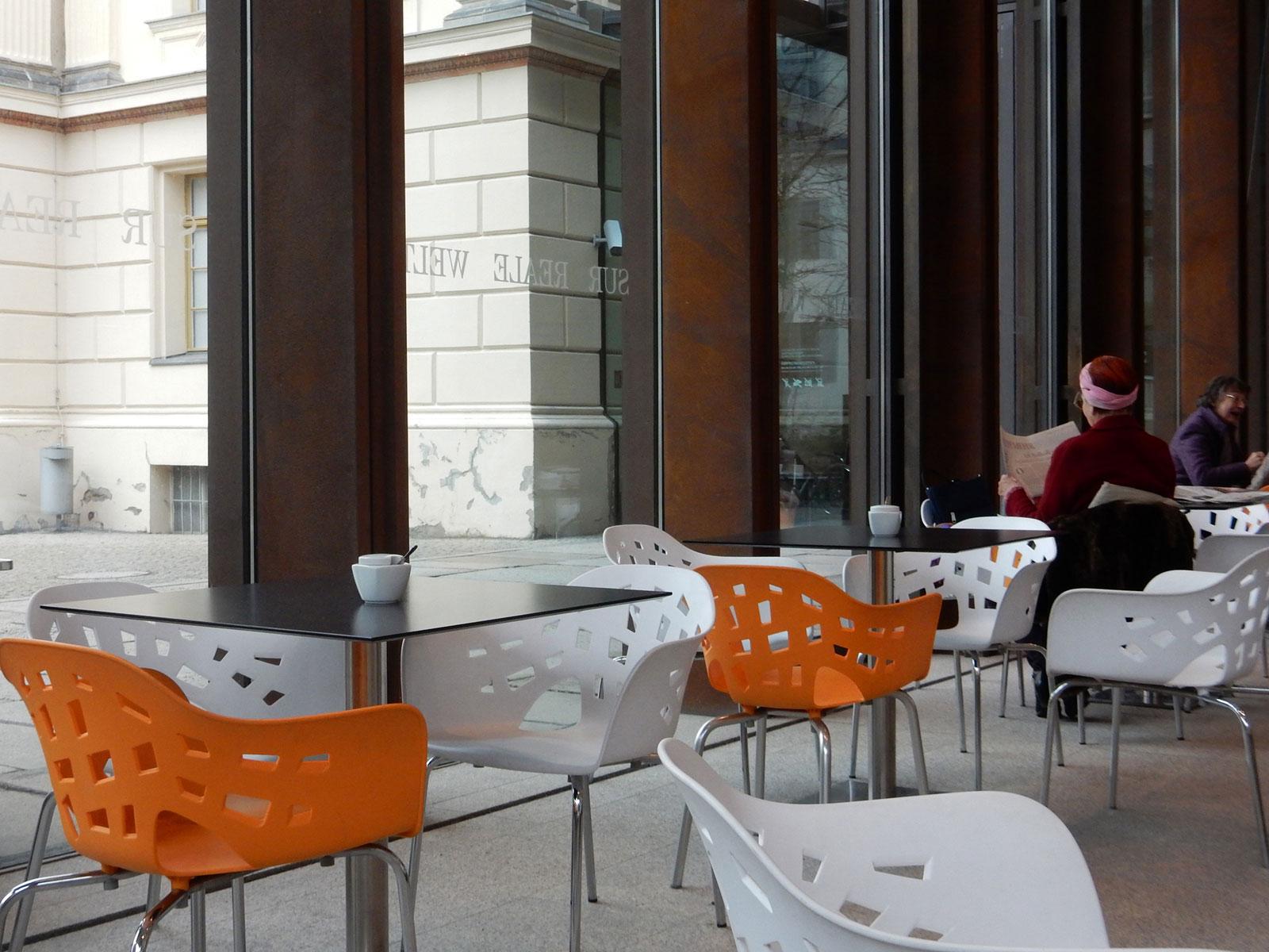 Museumscafe Berlin Sammlung Scharf-Gerstenberg